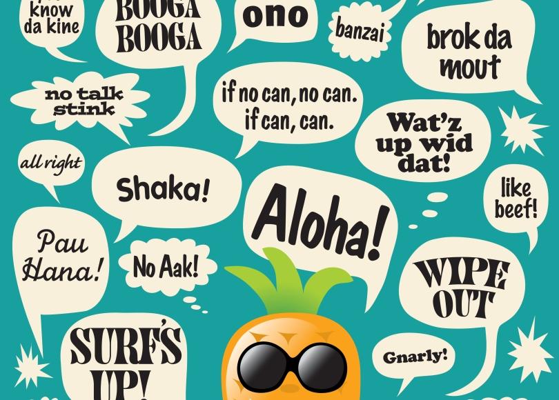 The travelers guide to hawaiian pidgin hawaii travel guide m4hsunfo